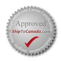 Shipping ToCanada Approved